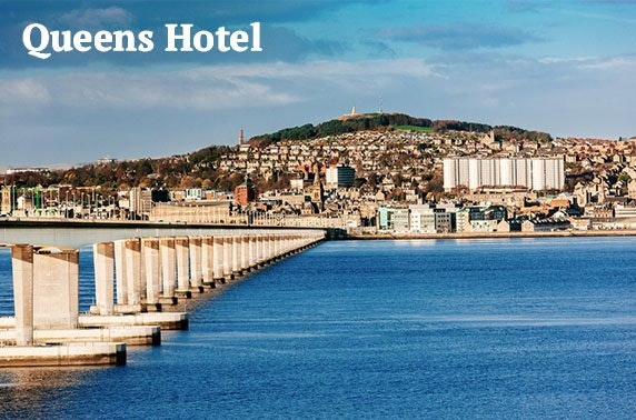 Dundee stay & Prosecco, valid 7 days - from £59