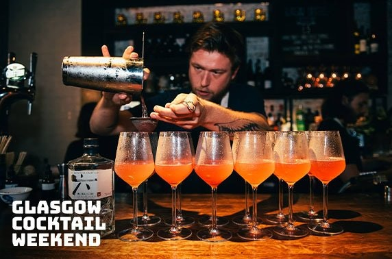 Glasgow Cocktail Weekend wristband