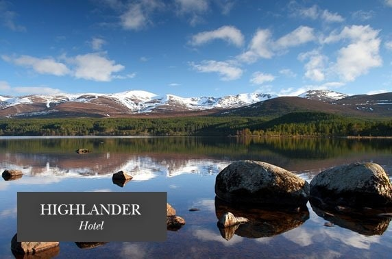Cairngorms break - from £39