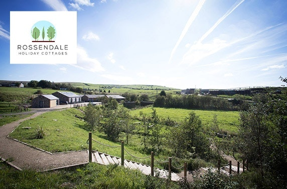 Luxury countryside glamping or cottage break