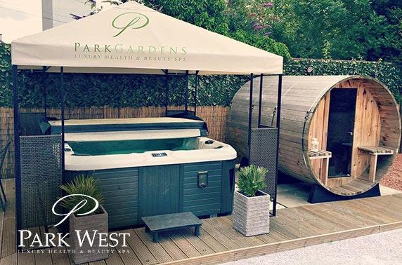 Park West Luxury Spa, Hamilton