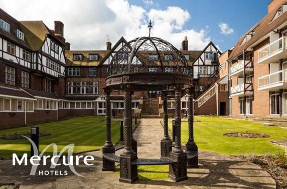 Mercure Leeds Parkway Hotel stay - £65