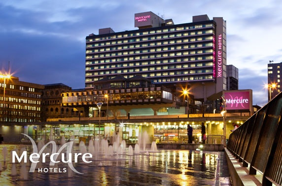 4* Manchester Piccadilly stay