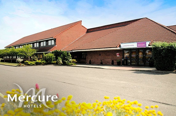 Mercure Livingston Hotel stay
