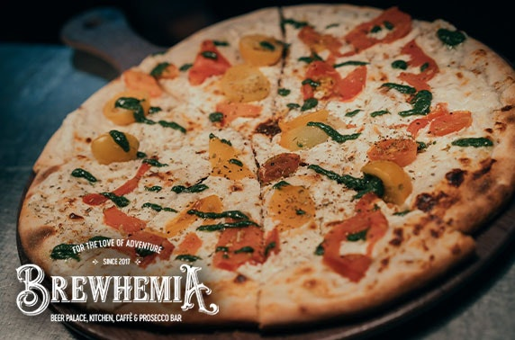 Brewhemia pizzas & drinks