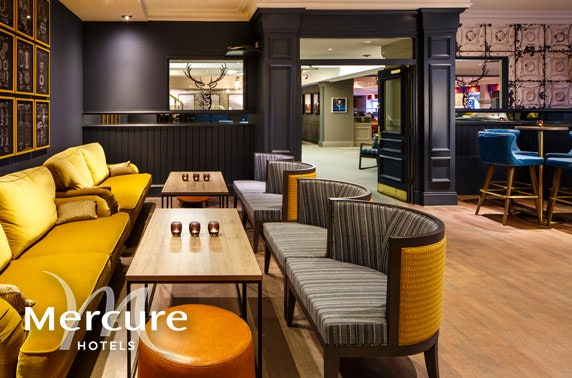 Mercure Inverness Hotel stay