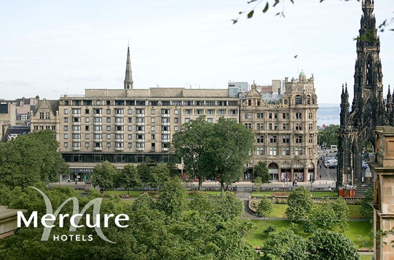 Edinburgh City Centre stay - £89