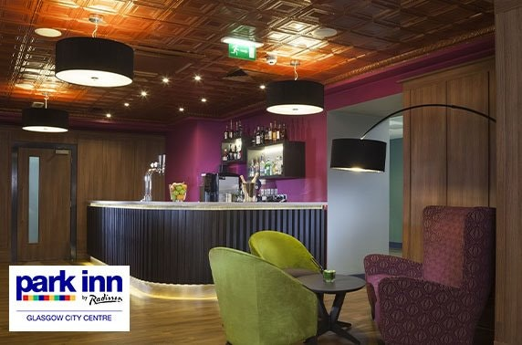 Park Inn by Radisson stay, Glasgow City Centre