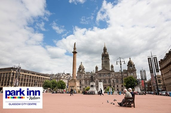 Park Inn by Radisson stay, Glasgow City Centre