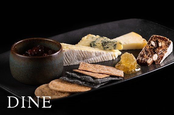 3 course Prosecco Sunday dining for 2 at Dine, City Centre