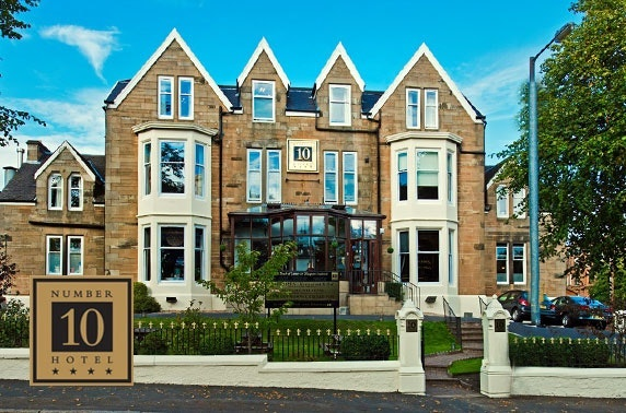 4* Glasgow Southside stay