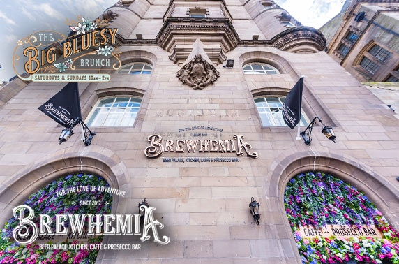 Brewhemia brunch