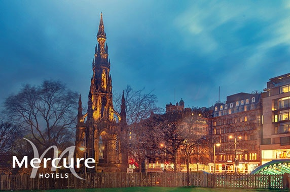 Edinburgh City Centre winter stay