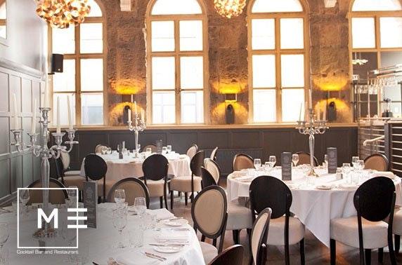 Metropolitan private dining, Merchant City