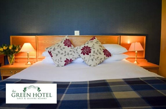 The Green Hotel getaway, Perthshire