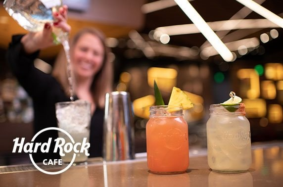 Hard Rock Cafe cocktail masterclasses