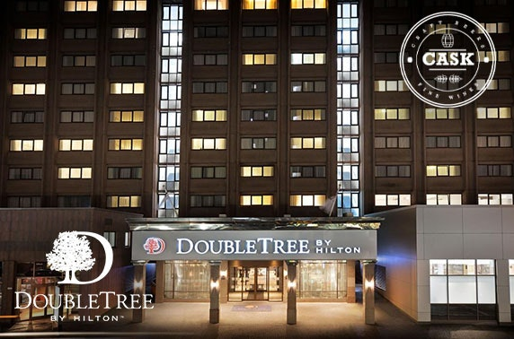 DoubleTree by Hilton food & drink voucher