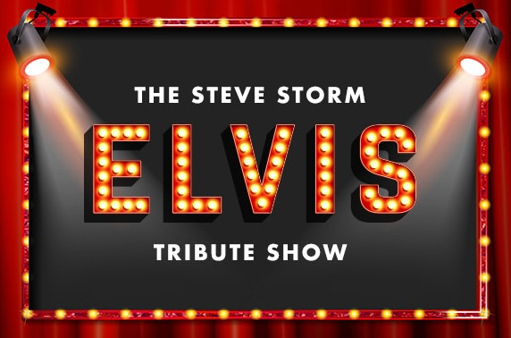Elvis tribute charity night & DBB at Cairndale Hotel