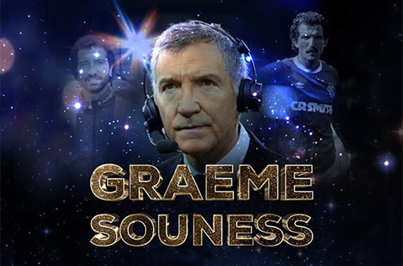 An Evening with Graeme Souness