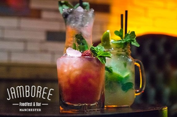 Jamboree drinks & nibbles