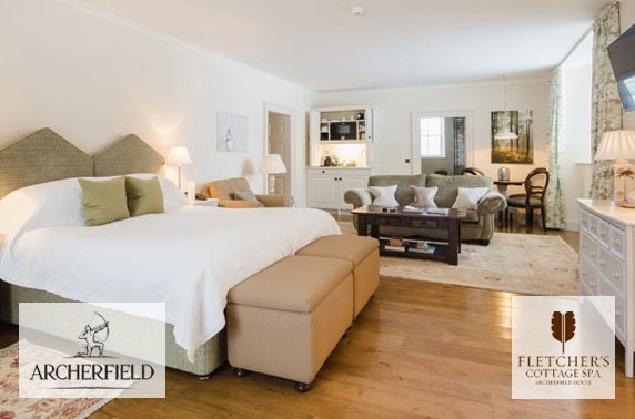 Luxury 5* Archerfield spa break