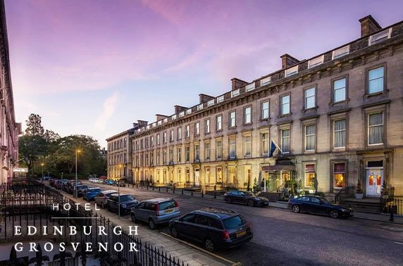 Edinburgh Grosvenor stay