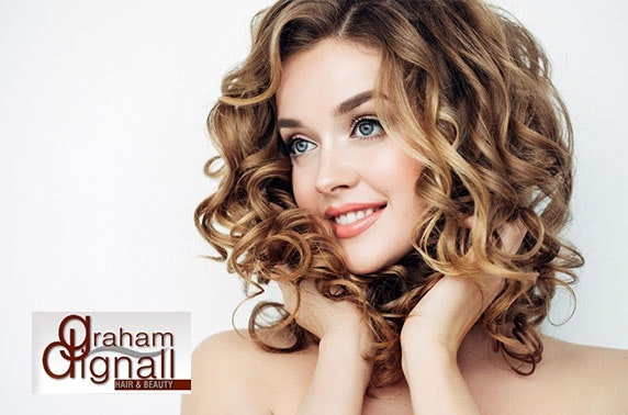 Graham Dignall Hair & Beauty treatments, Uddingston