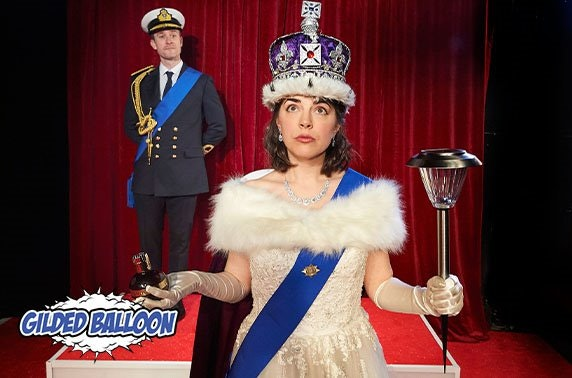 The Crown Dual at the Fringe