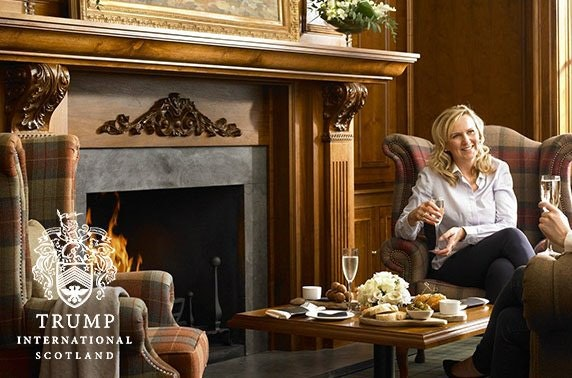 5* Trump MacLeod House, Aberdeen luxury relaxation day