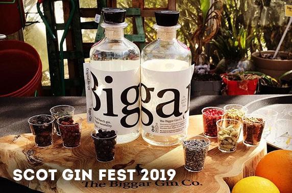 Scot Gin Fest tickets, City Centre