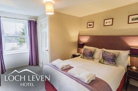 Loch Leven Hotel winter getaway