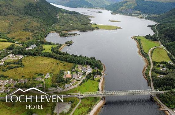 Loch Leven Hotel stay