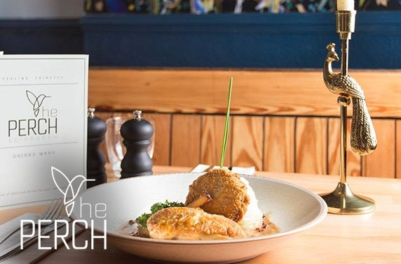 The Perch dining, City Centre
