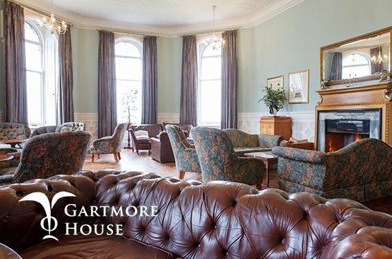 Gartmore House DBB, Aberfoyle – from £69
