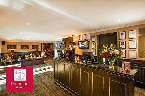 Perth boutique hotel stay – from £69