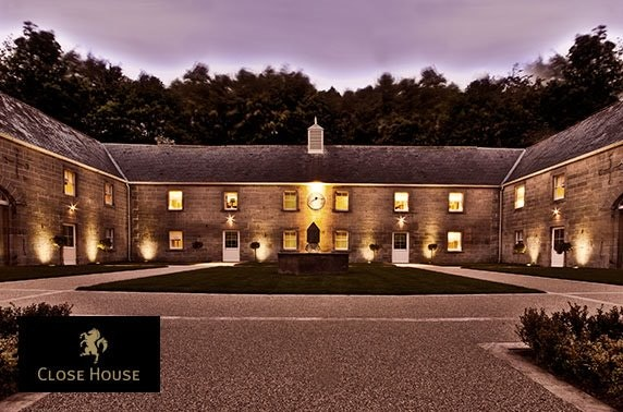 Close House stay, nr Newcastle
