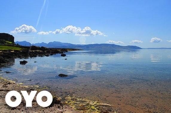 Isle of Bute Chandlers getaway
