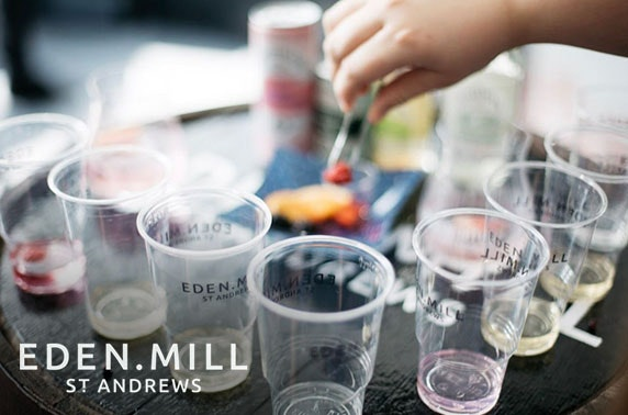 Eden Mill tasting session
