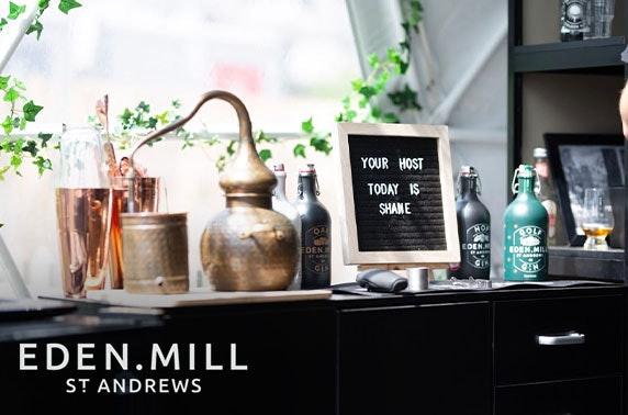 Eden Mill tasting session