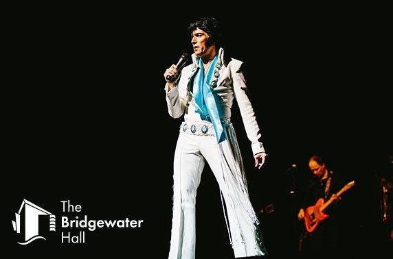 One Night of Elvis at The Bridgewater Hall