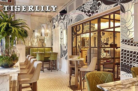 Luxury Tigerlily DBB, Edinburgh