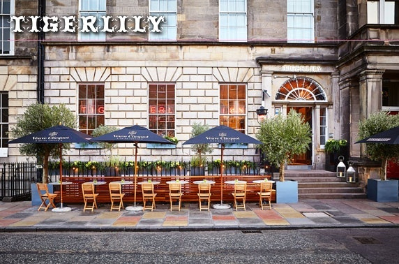 Luxury 4* Tigerlily stay, Edinburgh