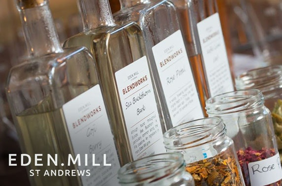 Eden Mill cocktail masterclass, St Andrews