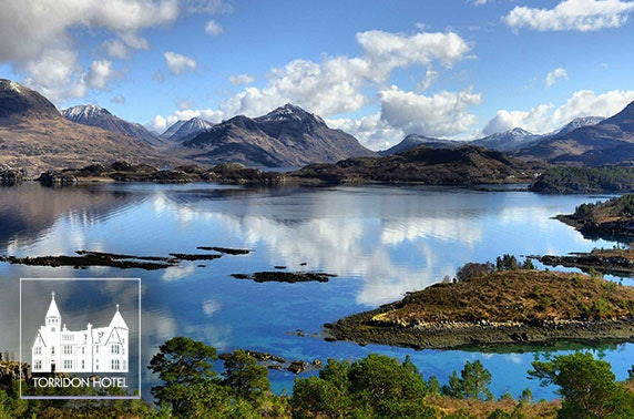 5* The Torridon luxury 2 night DBB