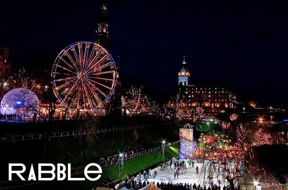 Rabble DBB, Edinburgh