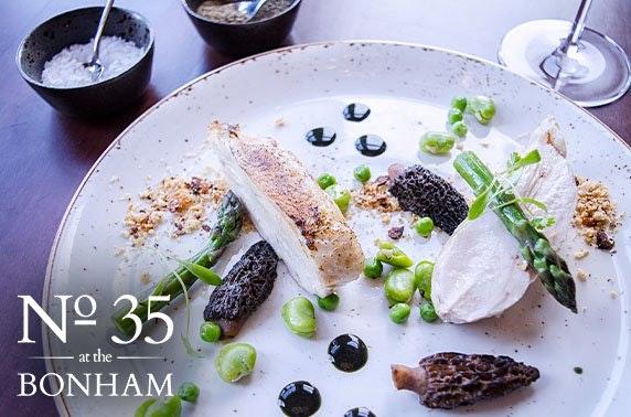 4* The Bonham luxury dining