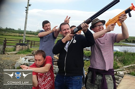Clay Pigeon Shooting from £29