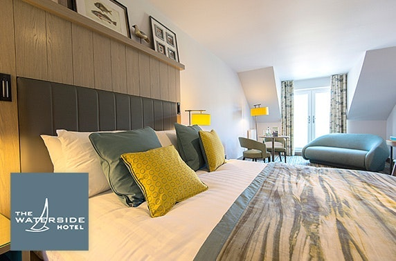 4* The Waterside Hotel - from £69