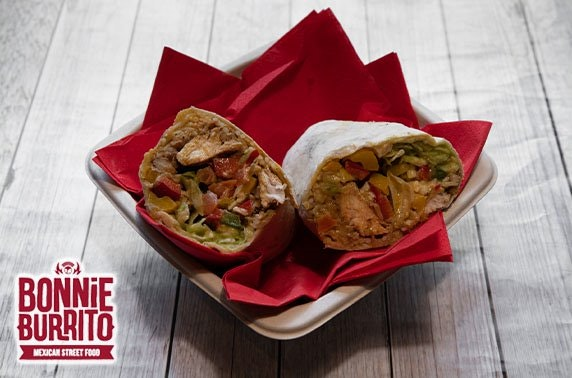 Bonnie Burrito food truck hire