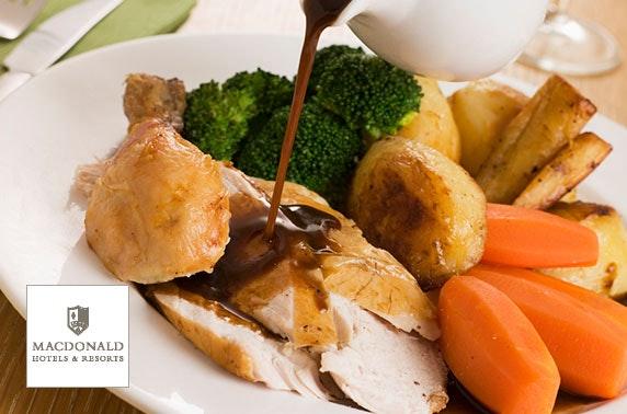 Christmas panto & lunch, Macdonald Inchyra Hotel & Spa